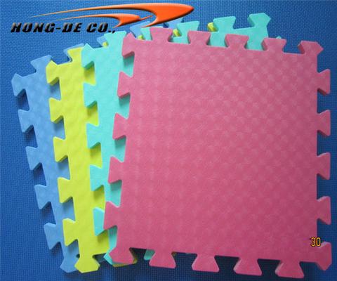 Multi-Color EVA Foam Mat