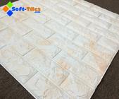 3D Brick Thicken Soft PE Foam Wall Sticker Panels Wallpaper Decor